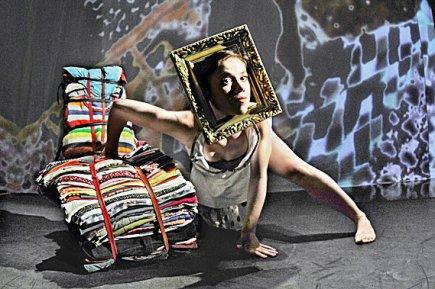 Danser Pollock, Magritte et Warhol
