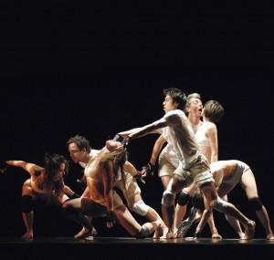 73° NORD: danse déstabilisante