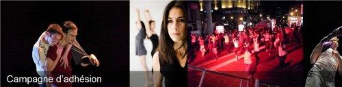 Lancement de la première campagne d'adhésion de la Danse sur les routes du Québec