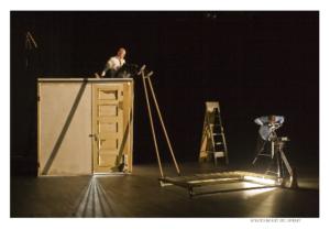 Cabane – Mot du chorégraphe