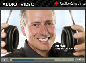 Radio-Canada – Danse : «Cas public» avec Hélène Blackburn