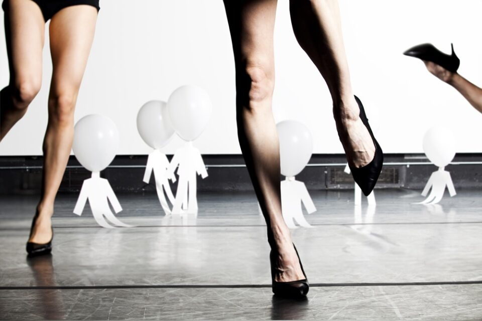 Danse contemporaine, je t'apprivoise
