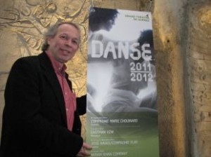 Danse 2011-2012 au Grand Théâtre: au rythme du monde