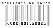AUDITIONS: CODE UNIVERSEL le 30 avril 2011
