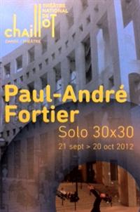 30 minutes et 30 jours avec Paul-André Fortier
