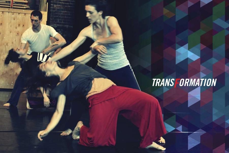TRANSFORMATION, atelier en danse contemporaine 2013