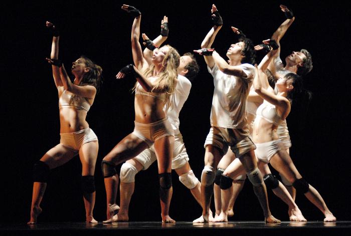 Chroniques du regard 2012-2013, no 5 : Fleuve   Espace danse, 73° Nord de Chantal Caron