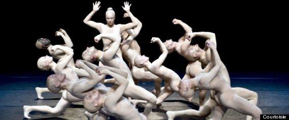 Nouvelle saison de danse contemporaine à Québec à La Rotonde