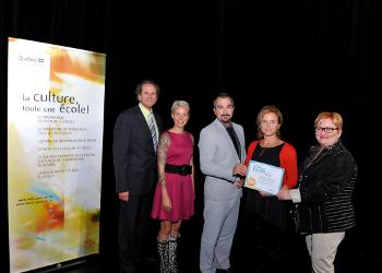 Prix de reconnaissance Essor – Coup d'envoi de la rentrée culturelle en milieu scolaire