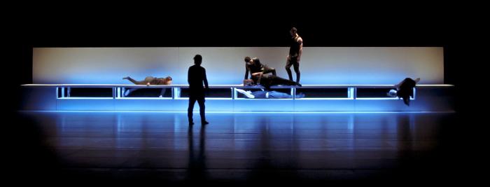 FLUIDE du Fils d'Adrien danse en première mondiale au Festival Danse Canada