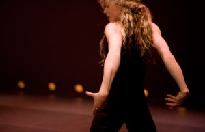 Dance: Louise Lecavalier in A Few Minutes of Lock and Children