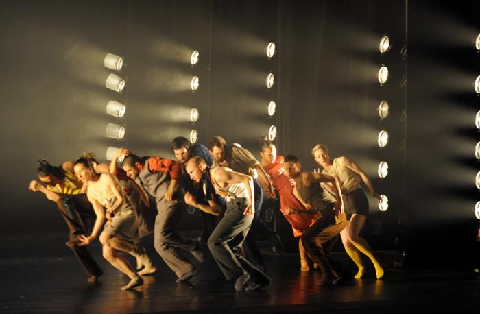Hofesh Shechter Company le 5 novembre au Grand Théâtre de Québec