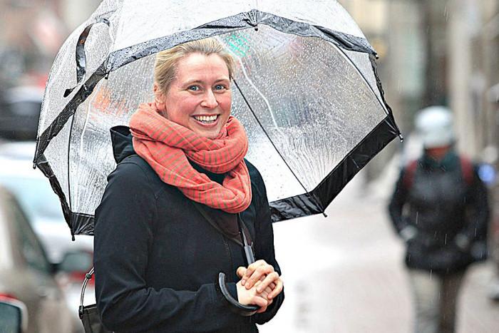 Karine Ledoyen : vent de liberté