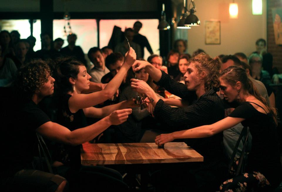 Évènement Québec Danse – Mandoline Hybride au complexe Le Cercle