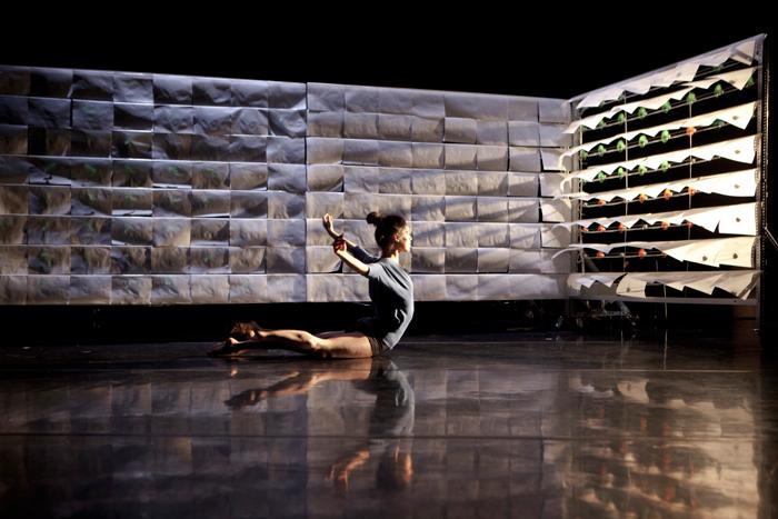 Chroniques du regard 2012-2013, No 8 : Compagnie Danse K par K, Trois paysages de Karine Ledoyen