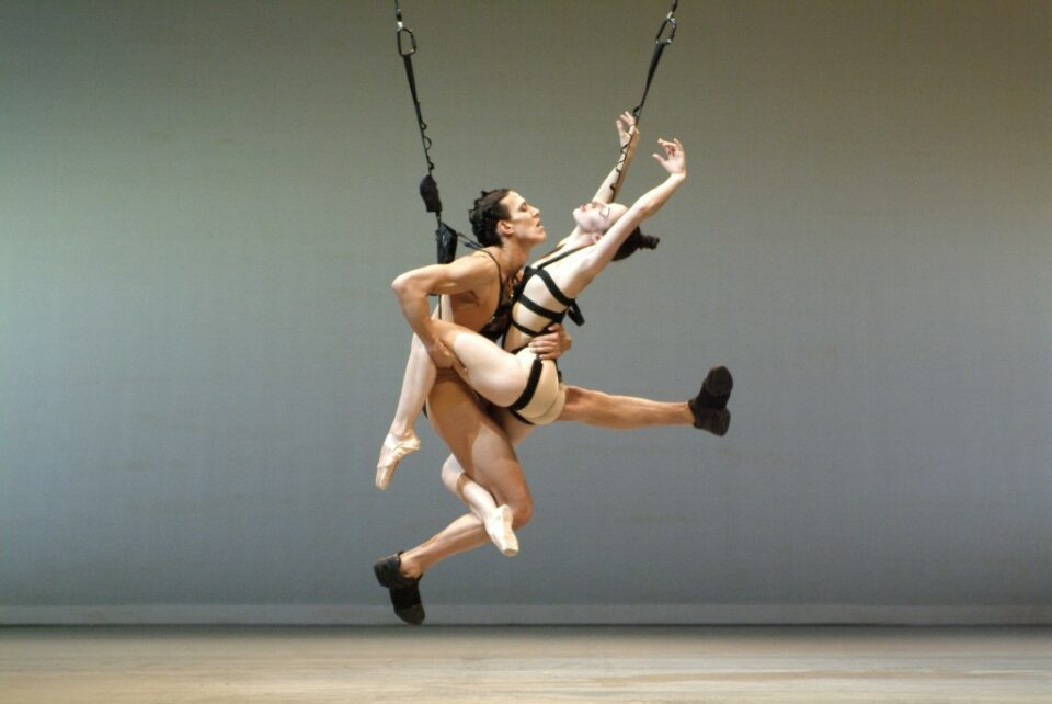 Auditions danseurs hommes – Compagnie Marie Chouinard