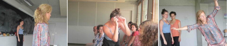 Un atelier Marquer la danse à Paris – Congrès international IDEA