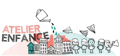 Atelier de danse pour l'enfance au Cercle – 5 octobre