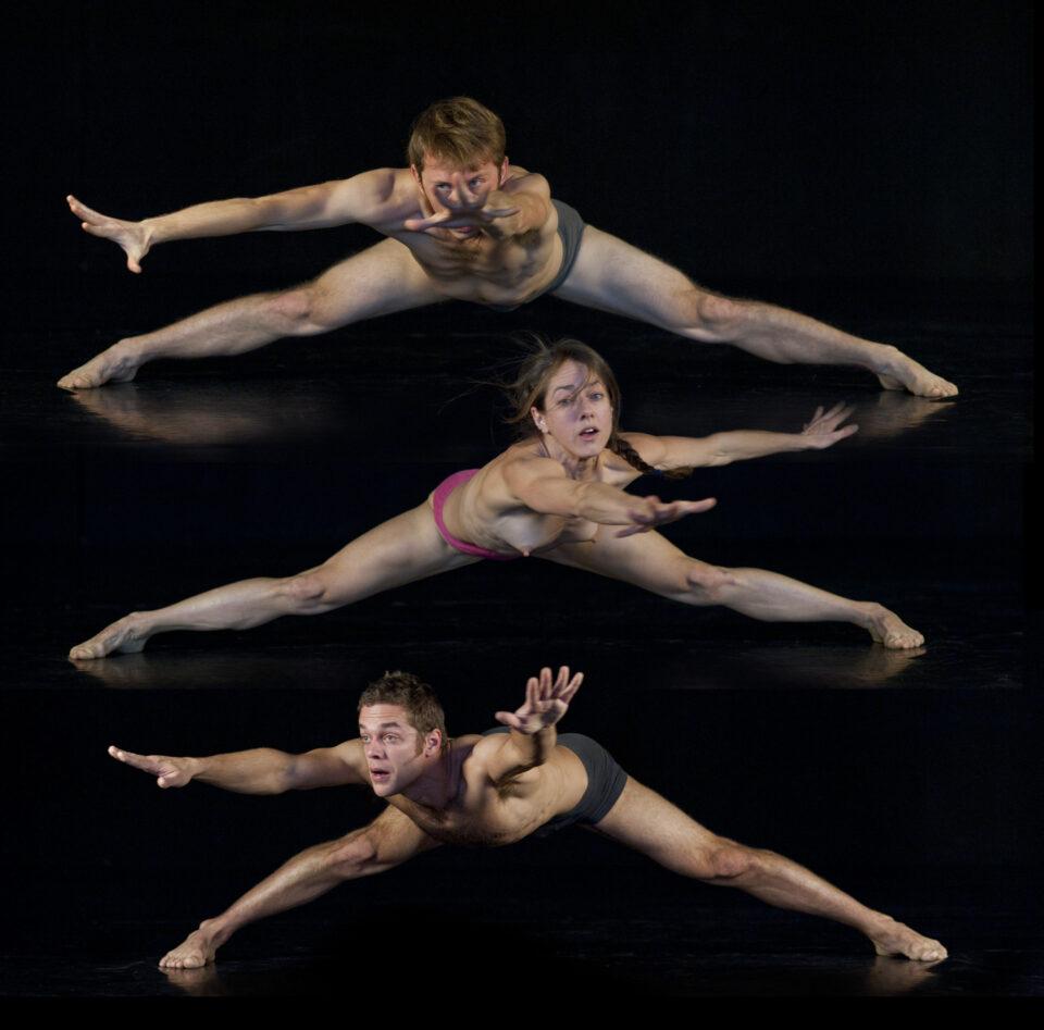 Auditions pour hommes et femmes – Daniel Léveillé danse
