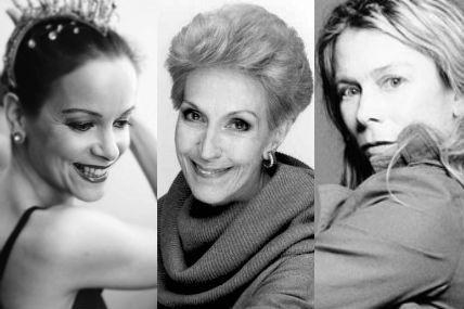 Anik Bissonnette, Janine Sutto et Louise Lecavalier récompensées par le Gouverneur général