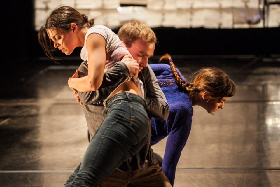 Chroniques du regard 2013-2014,  No7: Danse K par K, Trois Paysages de Karine Ledoyen