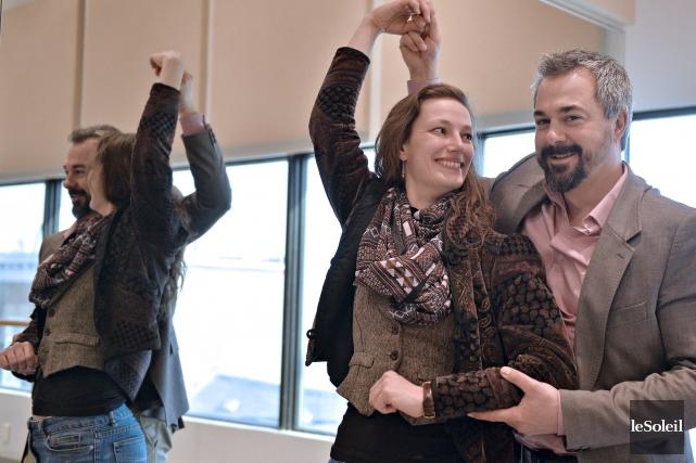 Événement Québec Danse : l'appel du corps