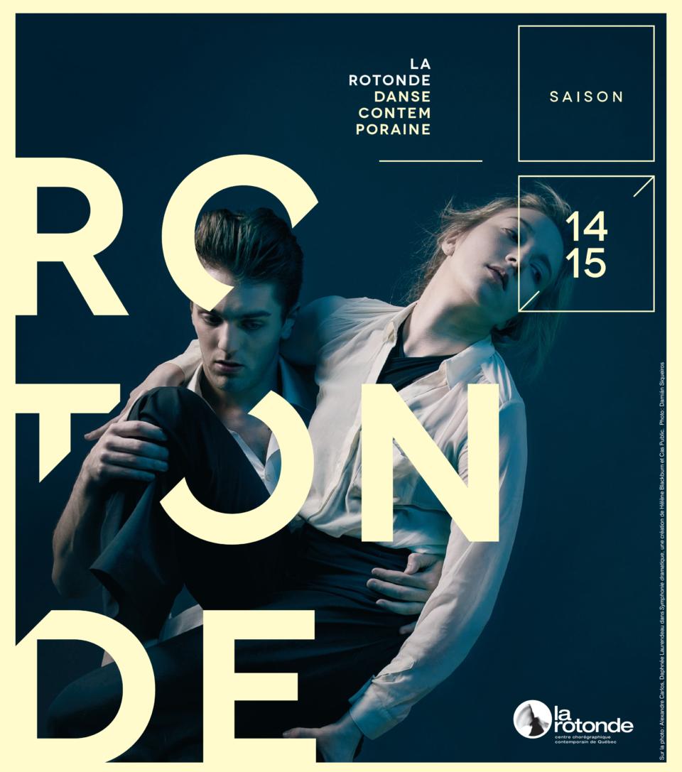 COMMUNIQUÉ – La Rotonde – Lancement de la saison 2014-2015