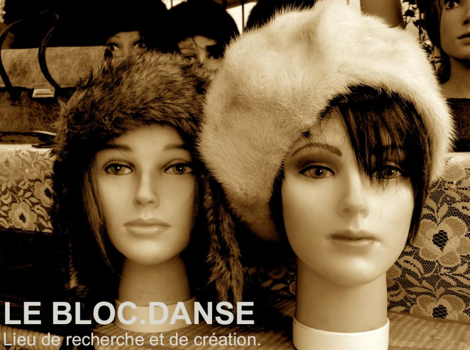 Appel de dossiers : Le Bloc.danse