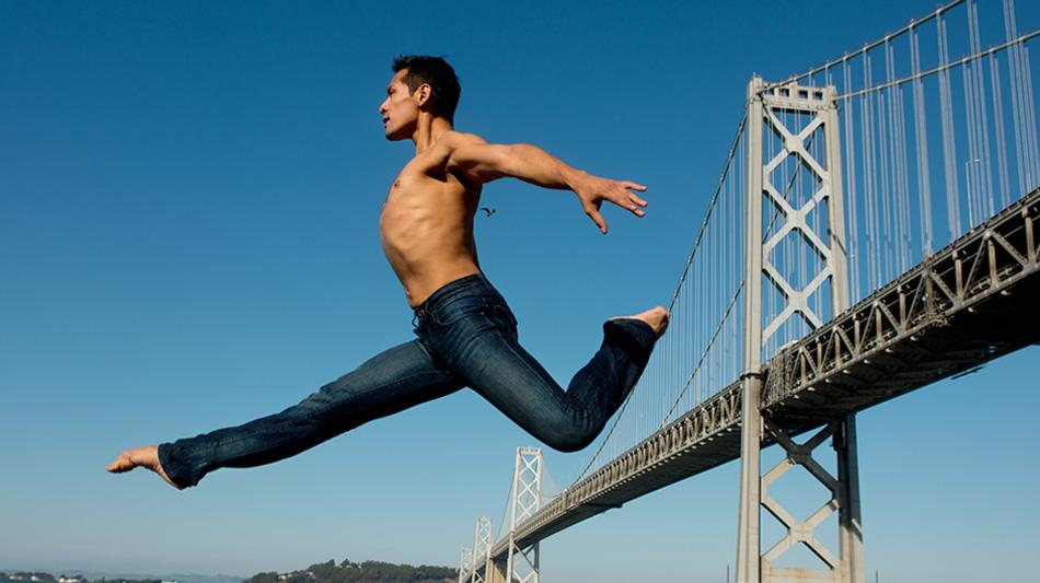Là bas, le lointain, sélectionné au San Francisco Dance Film Festival 2014