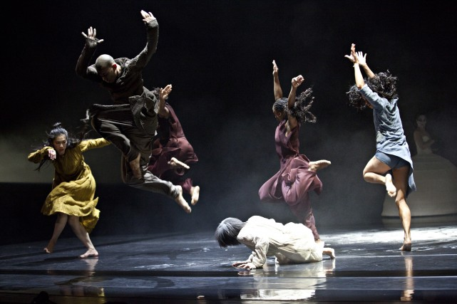 Rentrée danse : d'amour et de fougue, par Josianne Desloges, Le Soleil