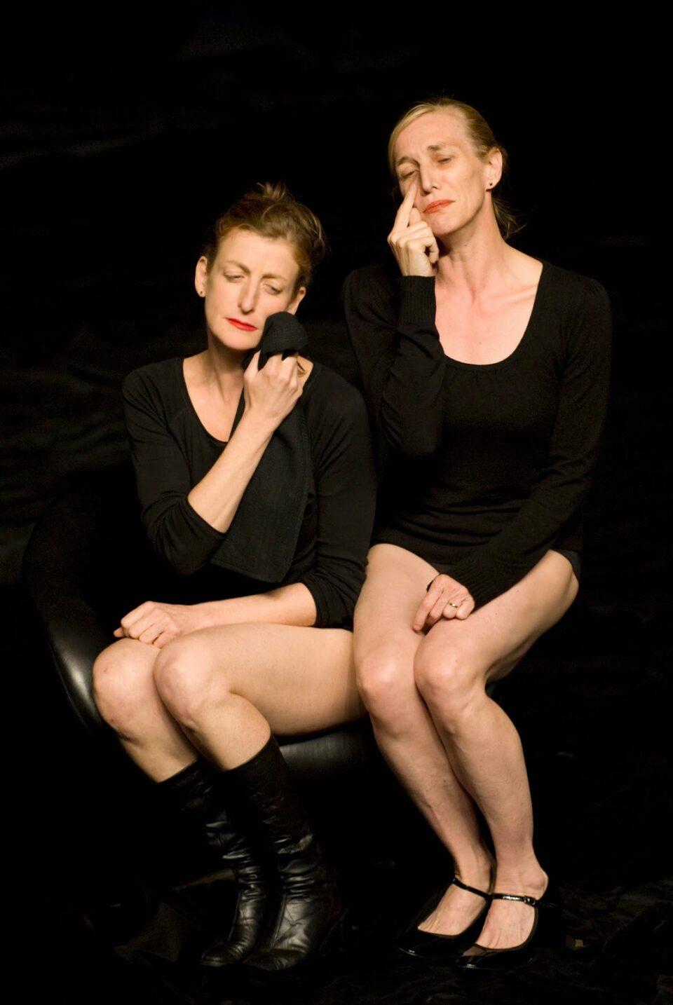 Gustavia: duo burlesque, par Robert Boisclair, Blogue Les enfants du paradis