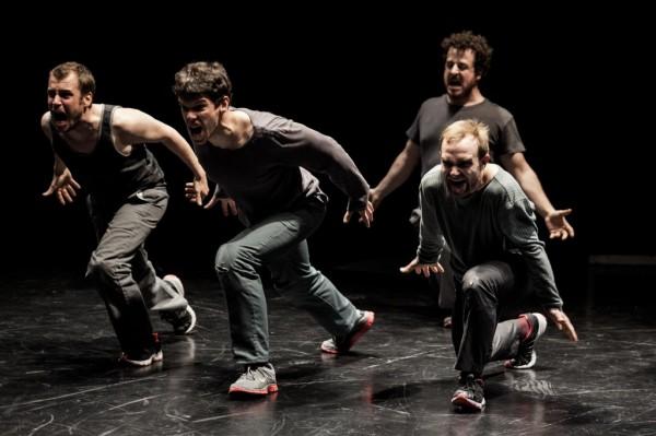 Danse de garçons: quand le théâtre fait place à la danse