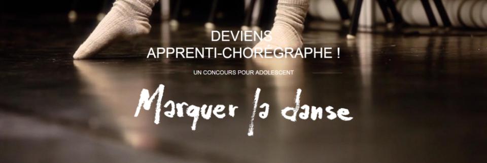 Marquer la danse – Dévoilement des finalistes 2014-2015