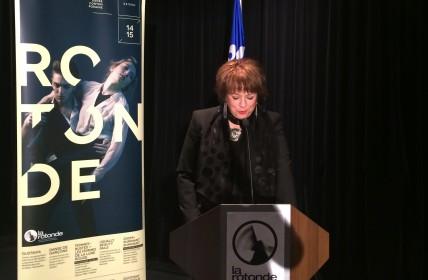 Maison de la danse de Québec: un investissement de 2,5 M$ promis par le gouvernement provincial, par Catherine Genest, Voir