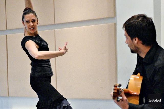 Événement Québec Danse: faire corps avec la danse, par Daphné Bédard, Le Soleil