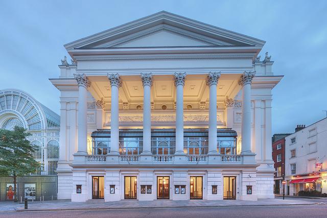 Cas Public invitée par le Royal Opera House de Londres avec Symphonie dramatique