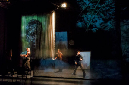 Ravages : la danse de l'orage vrombissant, par Philippe Couture, Voir