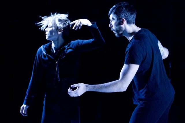 So Blue de Louise Lecavalier: danse de contrastes, par Daphné Bédard, Le Soleil