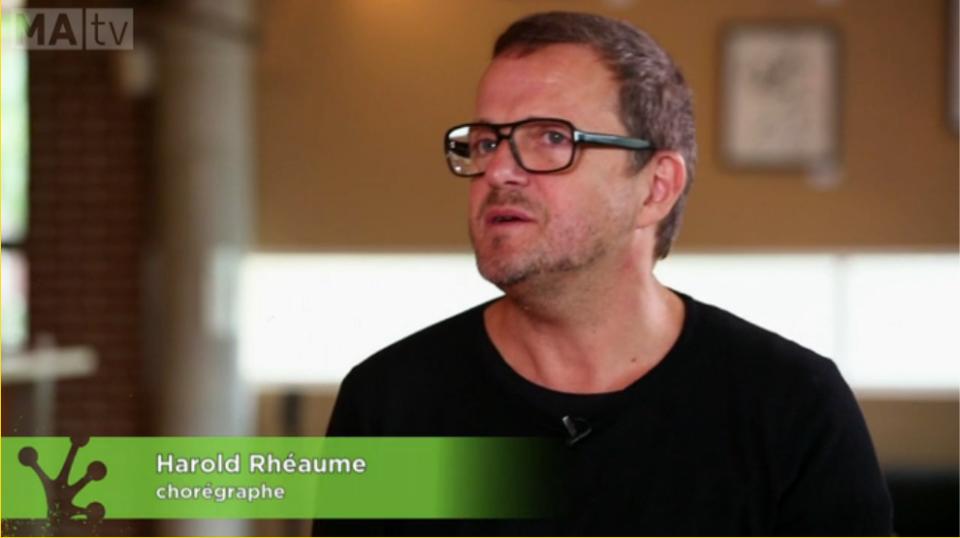 À propos de L'Éveil: Harold Rhéaume dans l'émission LEZARTS sur MATV!