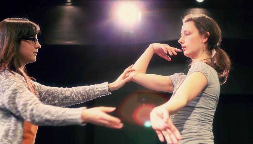 La Rotonde + Le fils d'Adrien danse = coproducteurs du concours Marquer la danse