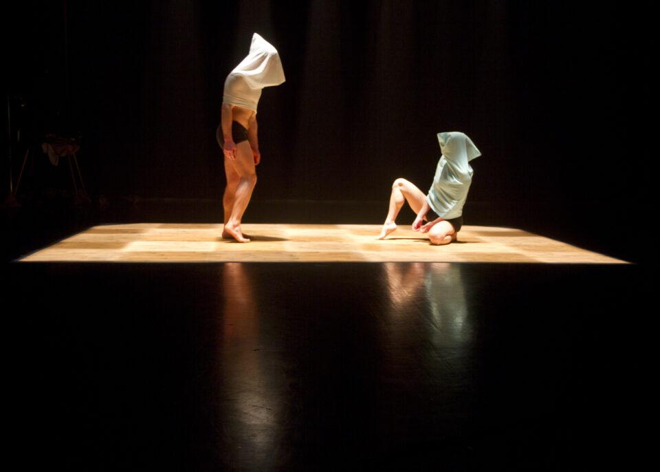 (Entre) / Théâtre Rude Ingéniérie: poésie programmée par Catherine Genest, voir.ca