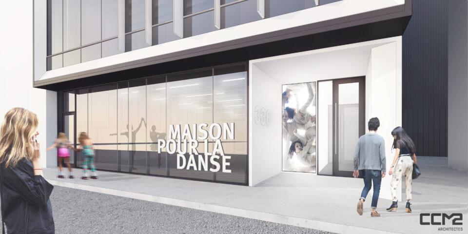 La Maison pour la danse reçoit un appui de 1,5 million de dollars du ministère du Patrimoine canadien