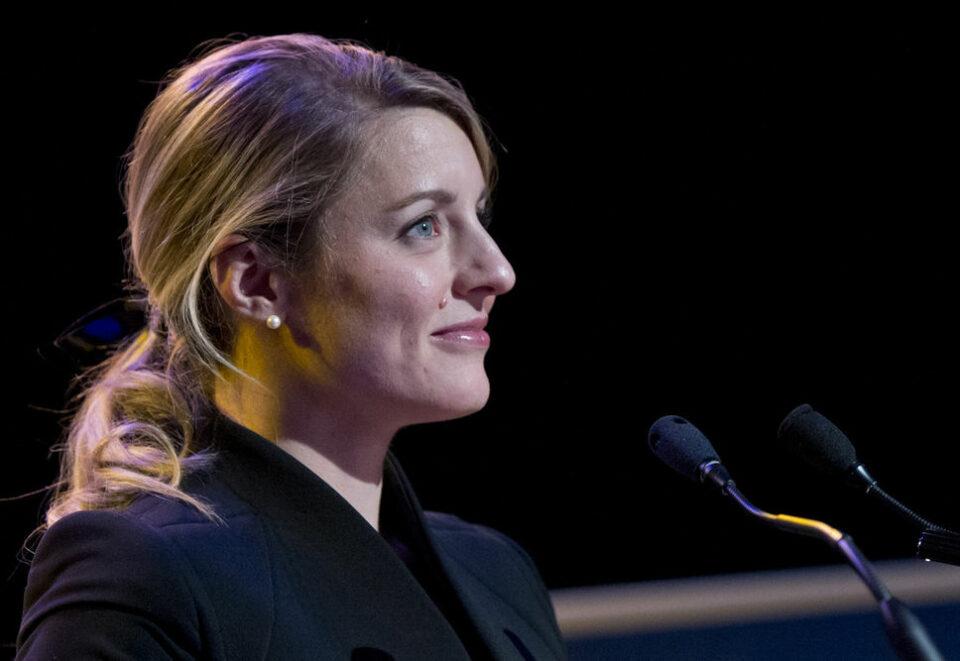 Le fédéral verse 1,5 million $ pour des travaux par Yves Leclerc, Le journal de Québec