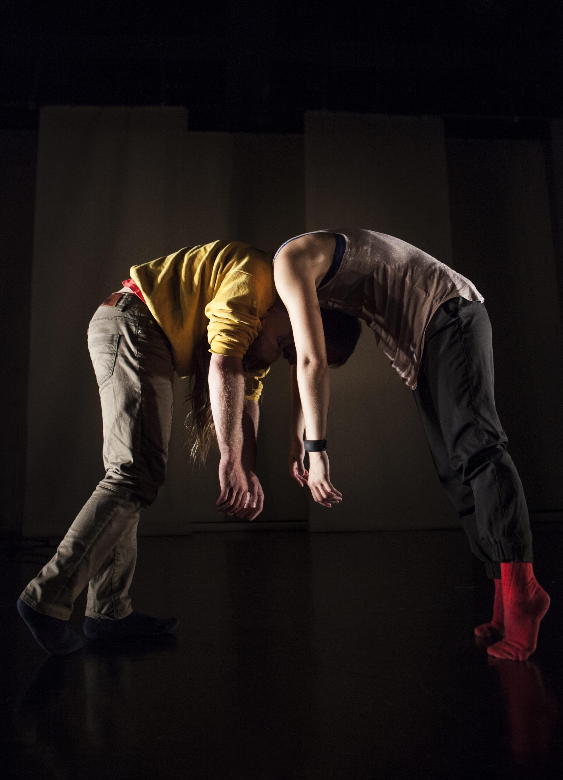 Danse de nuit de Karine Ledoyen: éclats de lumière par Daphné Bédard, Le Soleil