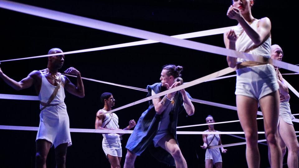 Le virus Gaga par Mélanie Boisliveau – Dfdanse