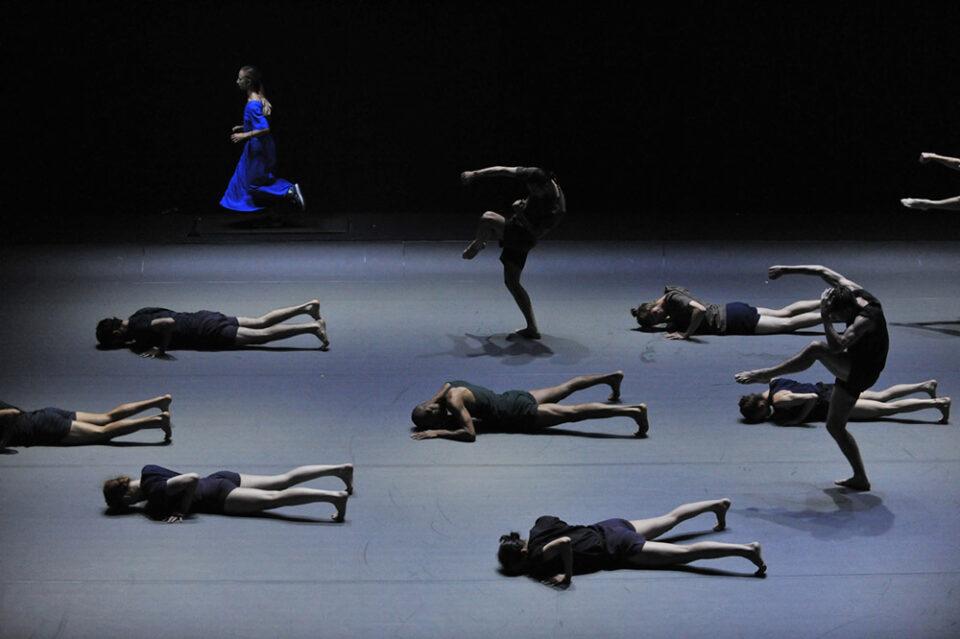 """Montpellier Danse, complètement """"Gaga"""" de la dernière pièce d'Ohad Naharin par Télérama"""