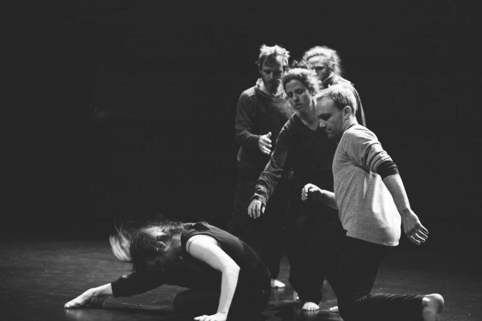 «Le fils d'Adrien danse» en résidence pour P.artition B.lanche