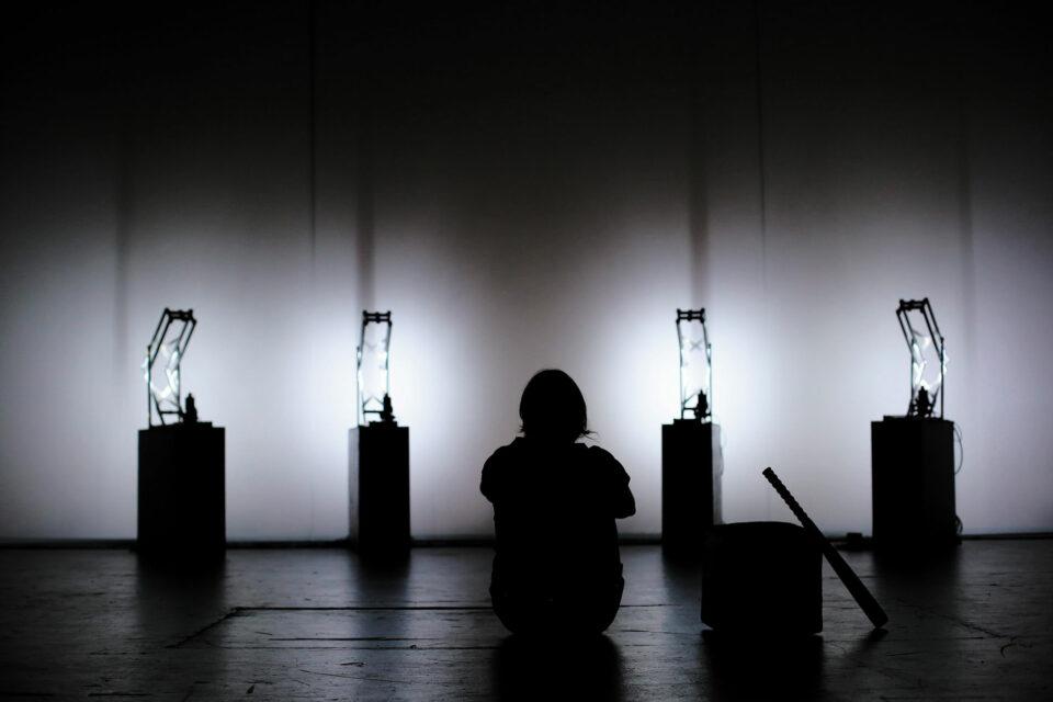 Ode à l'agonie du monde matériel, par Yves Leclerc