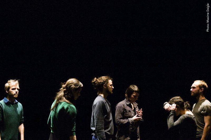 « P.artition B.lanche » : un concept original présenté au Théâtre du Bic