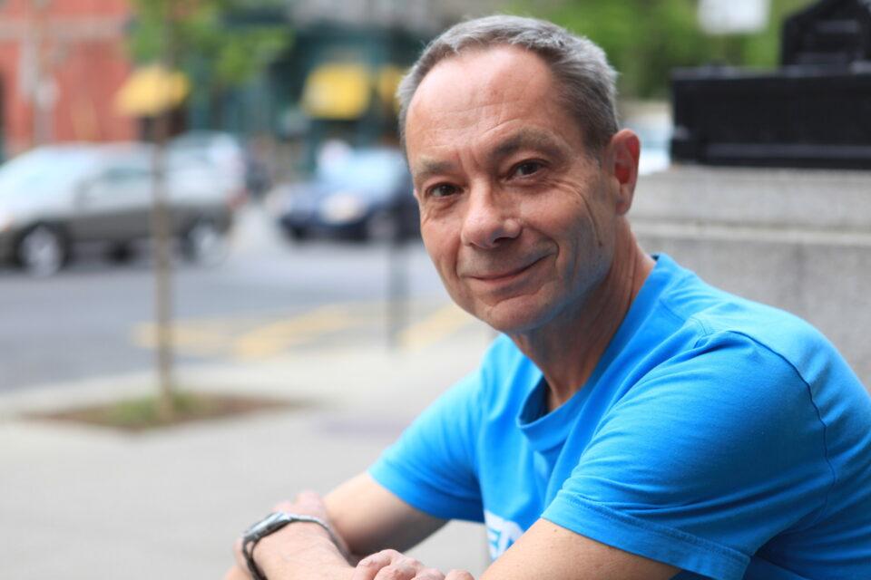 Daniel Léveillé, lauréat du GRAND PRIX de la danse de Montréal 2017
